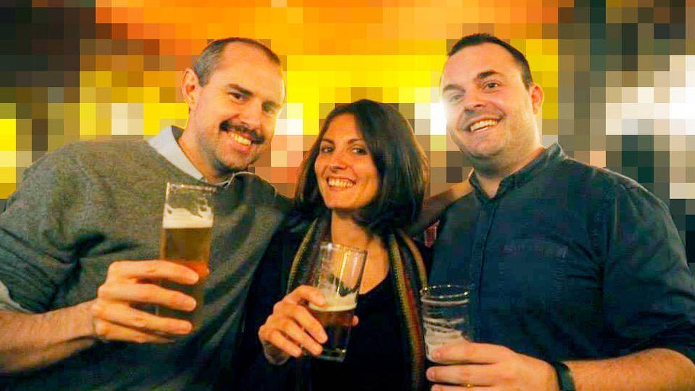 Cerveza y datos: los españoles que arrasan en el mundo con sus 'shows' sobre 'big data'