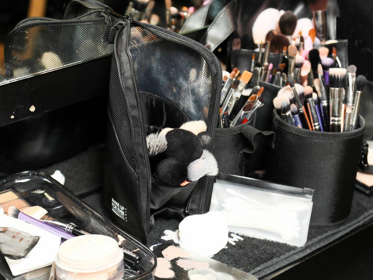 Foto: Descubre cómo organizar bien tu maquillaje. (Imaxtree)