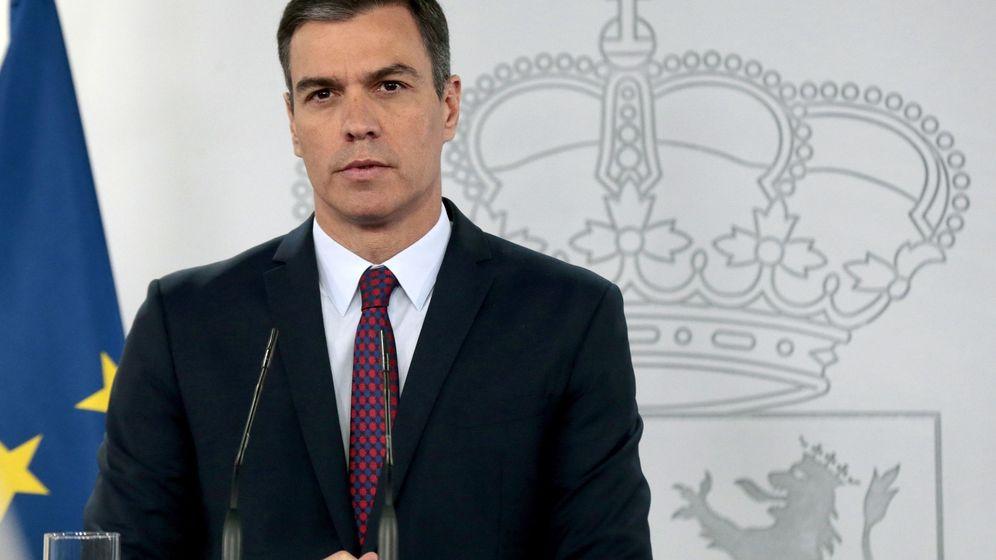 Foto: El presidente de España, Pedro Sánchez. (Reuters)
