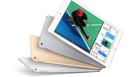 Apple estrena iPads (mucho) más baratos y tiñe de rojo el iPhone 7