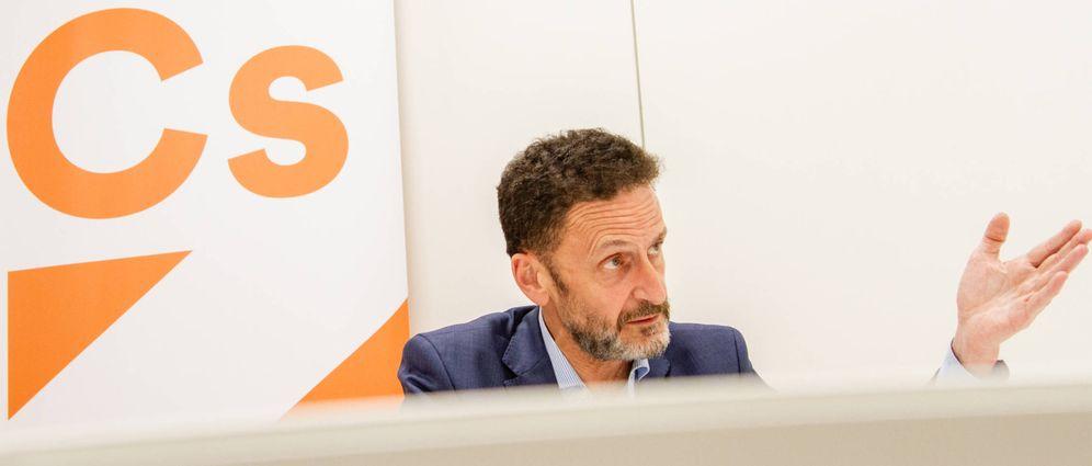 Foto: Edmundo Bal Francés. (Jorge Álvaro Manzano)
