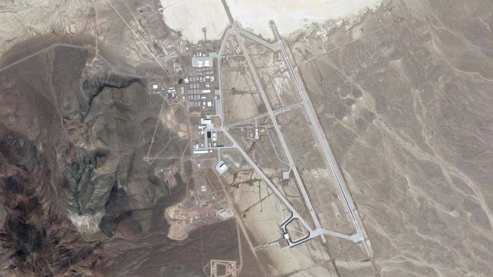 Esto es lo que encontrarás si intentas llegar a Área 51, el lugar más secreto de EEUU