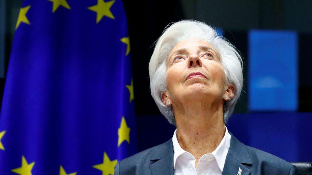 El BCE supera el medio billón de euros en compras de emergencia por la pandemia