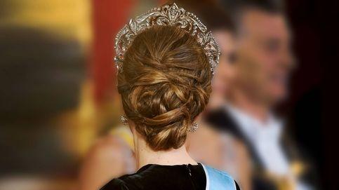 La única tiara que le queda por lucir a la reina Letizia (y todas las que ya ha llevado)