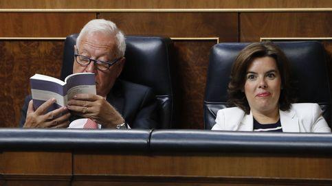 La 'obsesión' de Margallo: presentarse por libre para frenar a Sáenz de Santamaría
