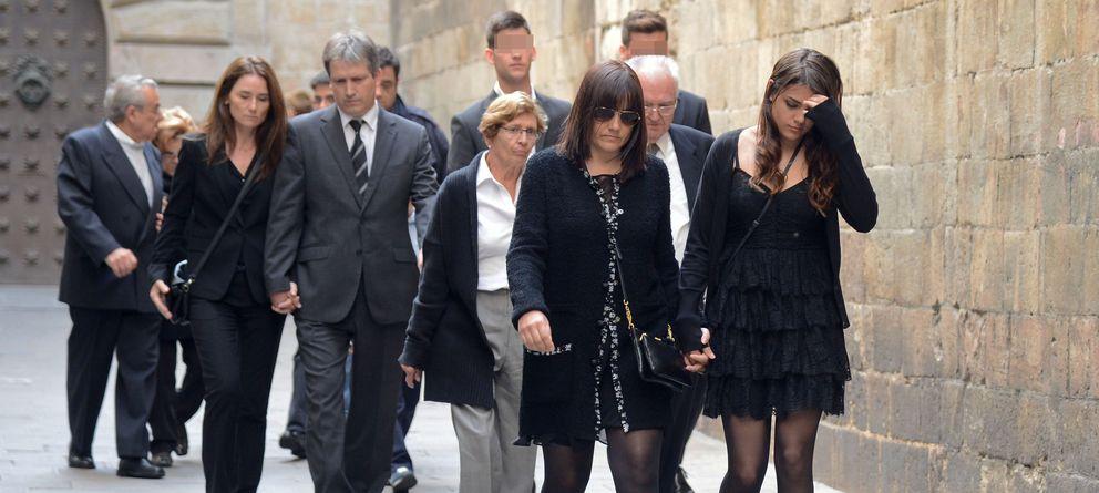 Foto: Multitudinaria despedida a Tito Vilanova en la catedral de Barcelona