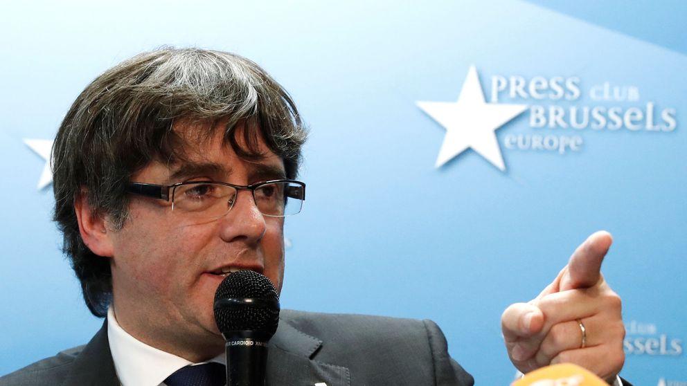 La Fiscalía pide detener a Puigdemont y los 4 'exconsellers' que están en Bélgica