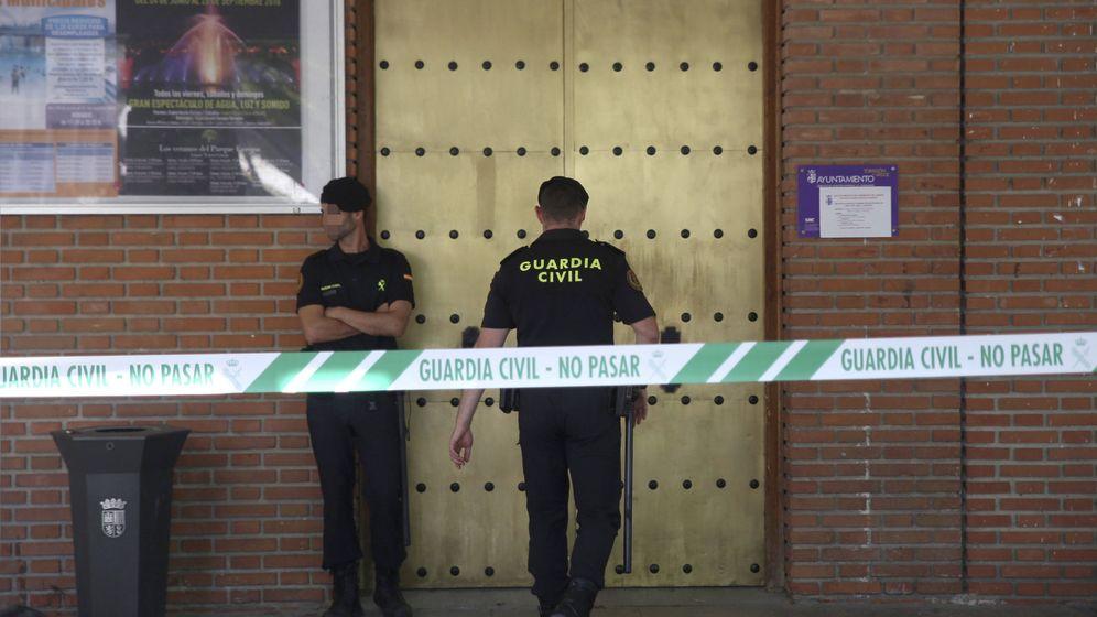 Foto: La Guardia Civil detiene en total a 12 personas en el caso Efial. (EFE)