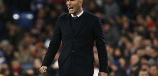Post de La falta de intensidad como único mal del Real Madrid detectado por Zidane