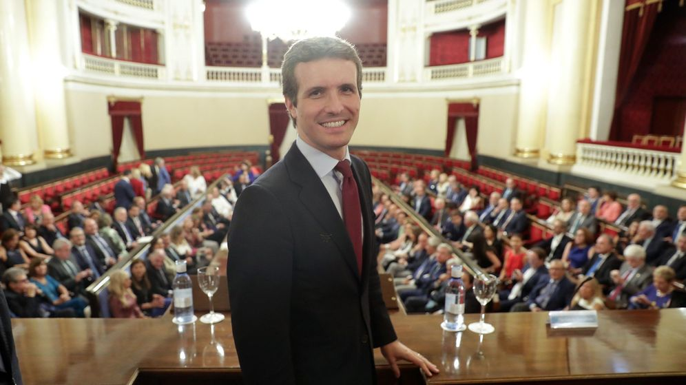 Foto: El Supremo cierra el caso Casado por indicios inconsistentes de delito. (EFE)