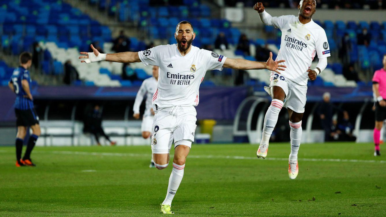 Zidane tiene razón, Karim Benzema es la hostia y por fin el aficionado se lo reconoce