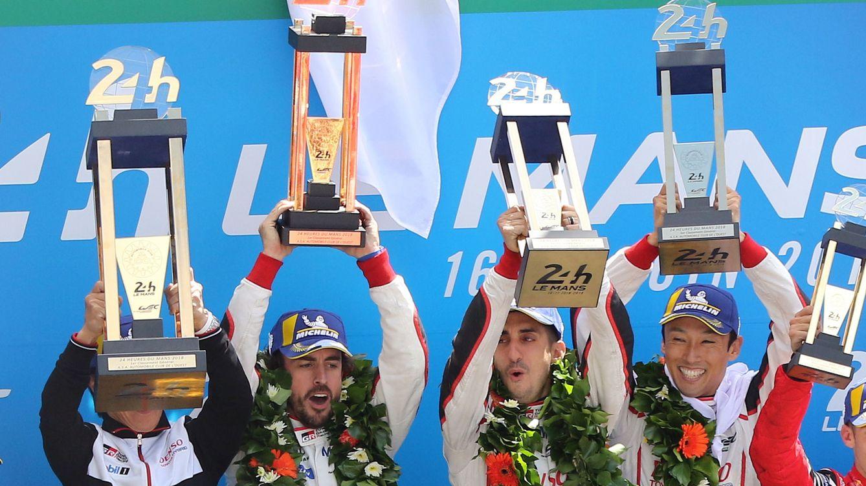 Por qué Alonso es feliz en el WEC y seguirá corriendo aquí en el futuro