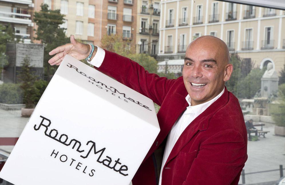 Foto: Kike Sarasola, presidente y fundador de Room Mate y Be Mate.