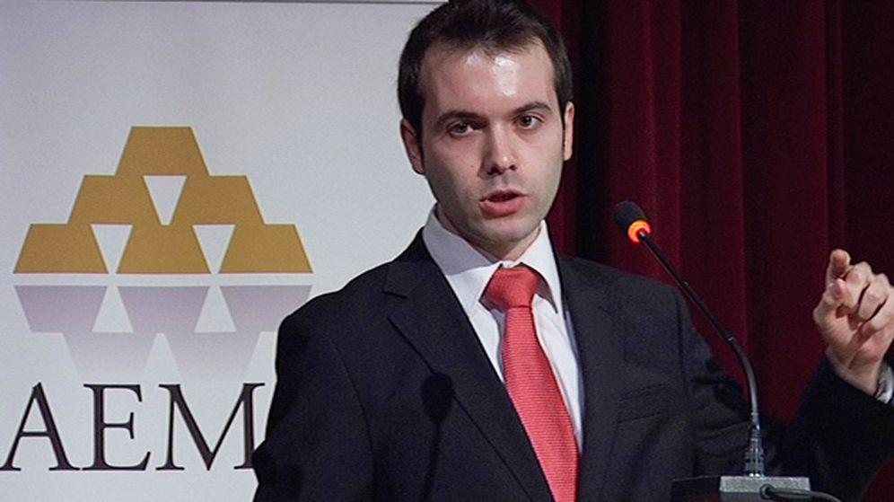 Foto: Juan Ramón Rallo, en una imagen de archivo.