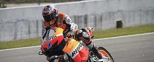 Stoner, el más rápido en Jerez por delante de los españoles