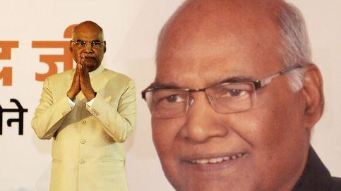 Un 'intocable', nuevo presidente de la India