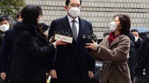 Nueva condena de 2,5 años de cárcel para el líder de Samsung por corrupción