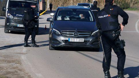 Un hombre deja a su hija de siete años olvidada en una gasolinera de Málaga