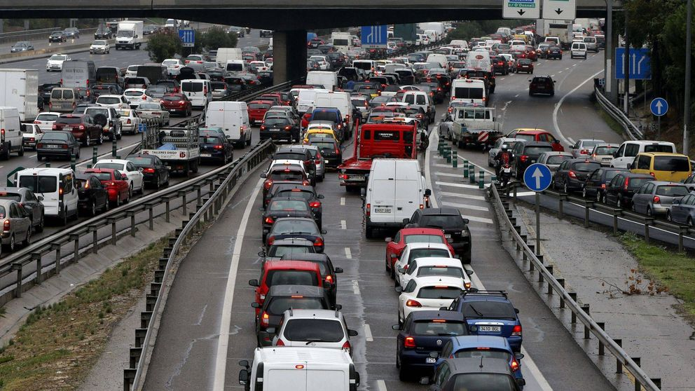 La DGT espera 6 millones de desplazamientos durante el puente