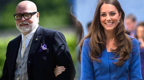 El tío de Kate Middleton reconoce que pegó a su mujer tras unas copas de más