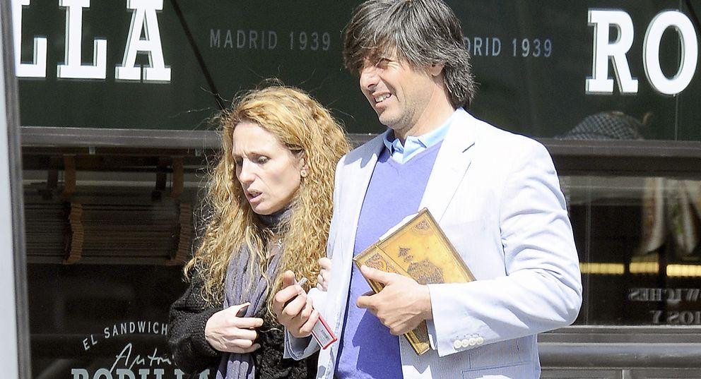 García Cereceda y Ostos, paseando por Madrid (Gtres)