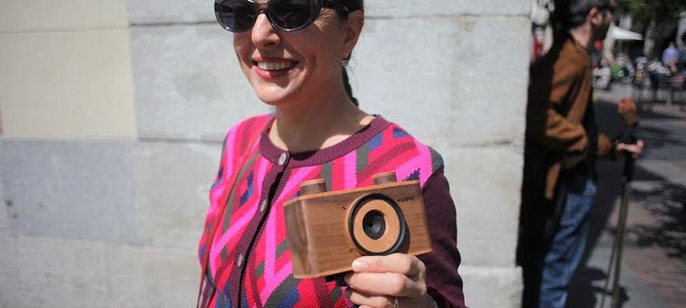 Foto: Así son las Nopo, las cámaras artesanales sin lentes ni electricidad