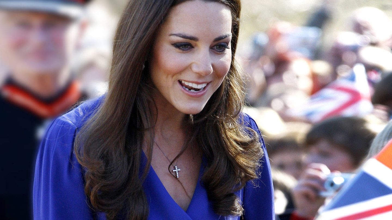 Kate Middleton, en una imagen de archivo. (Getty)