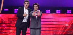 Post de María Villalón se proclama ganadora de la quinta gala de 'TCMS7'