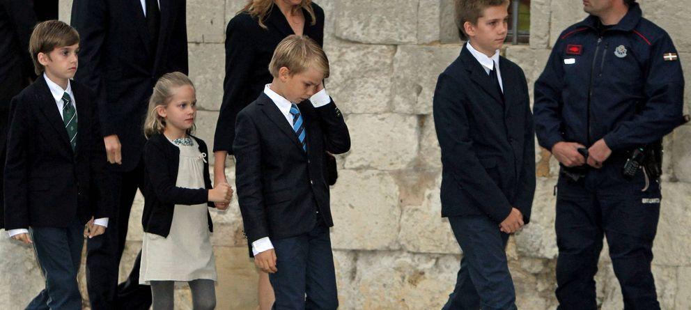 La Infanta y Urdangarin también cargaron a Aizoon un viaje a Río de Janeiro con sus cuatro hijos