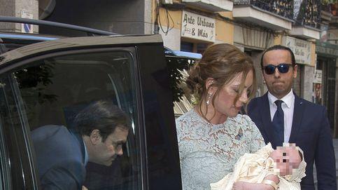 Todas las imágenes del bautizo del cuarto hijo de Gema Ruiz