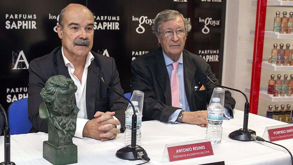 Guerra en la Academia del Cine: cesan al director general Porfirio Enríquez