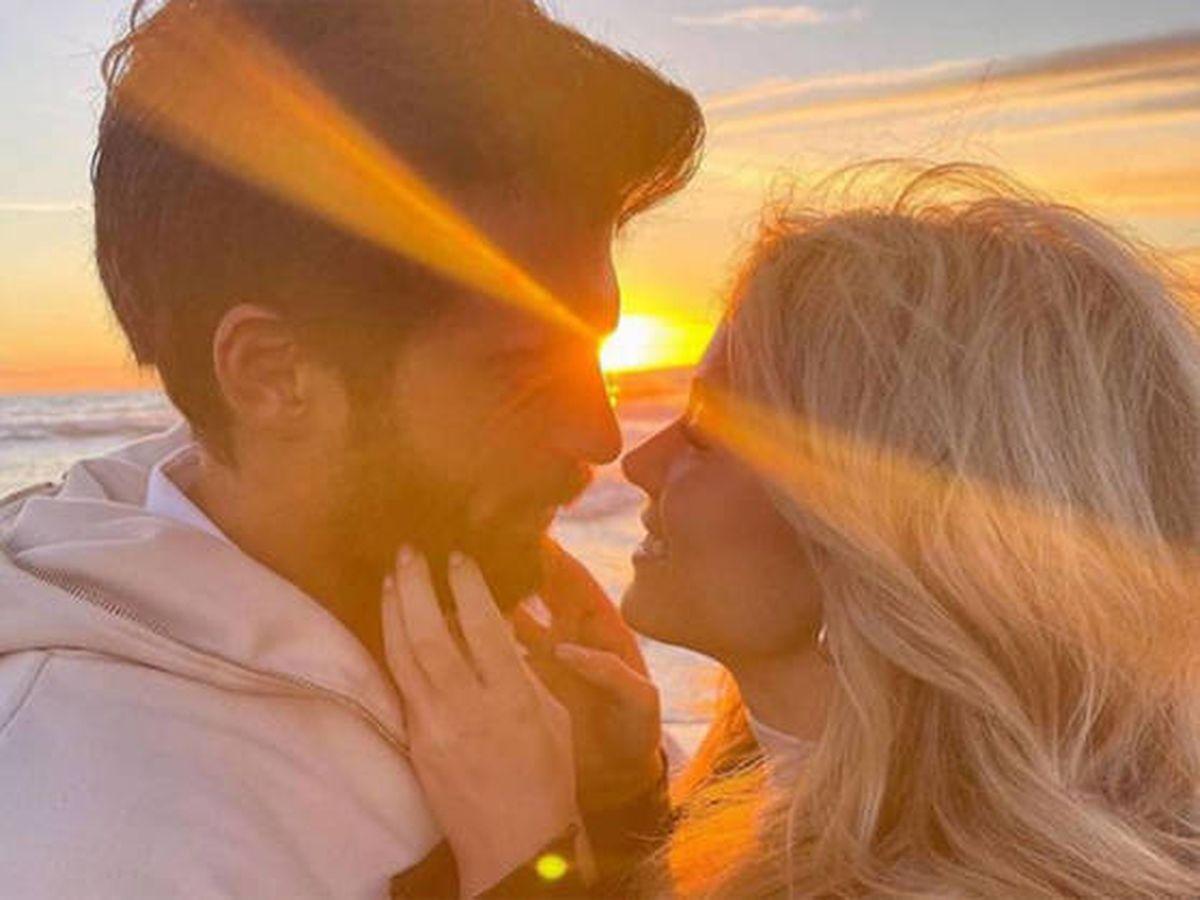 Foto:  Can Yaman y Diletta Leotta, enamorados. (IG @canyaman)