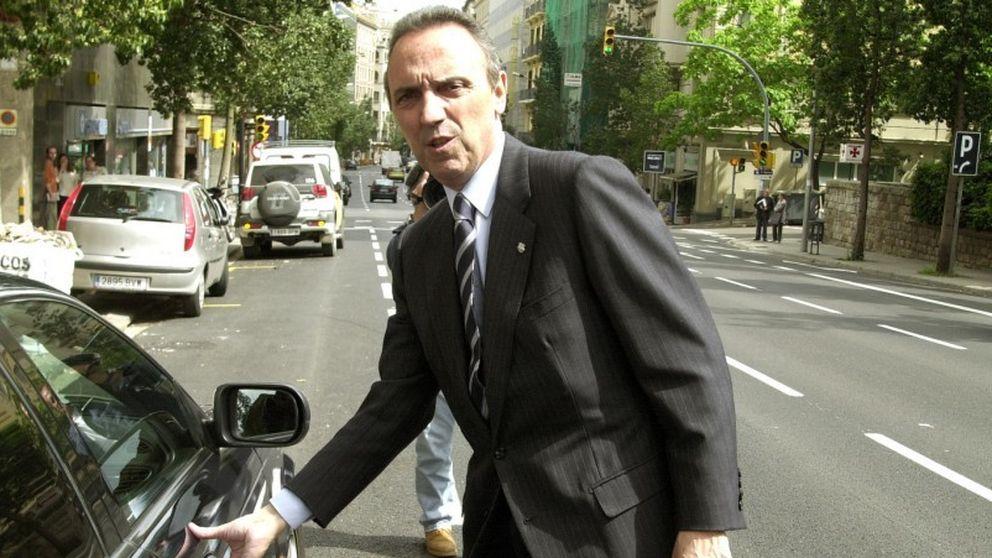 Gaspart: Florentino es un cero como presidente, pero es una gran persona