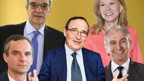 Alierta, Hernández Callejas y Urquijo, las grandes fortunas que mejor invierten