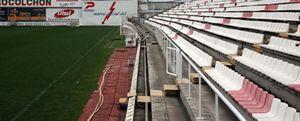 El Rayo Vallecano jugará 'libre' y sin vallas después de 34 años
