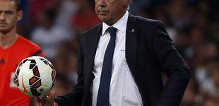 Post de Carlo Ancelotti ya sabe que el once elegido debe ser el de Cardiff
