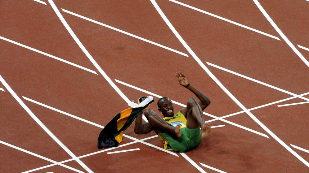 Foto: Usain Bolt es la gran atracción del Mundial de Pekín (EFE).