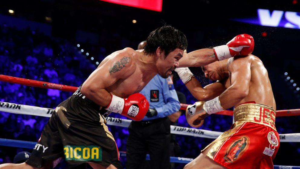 ¡Vuelve Pacquiao! Un Mundial y la revancha con Mayweather en juego