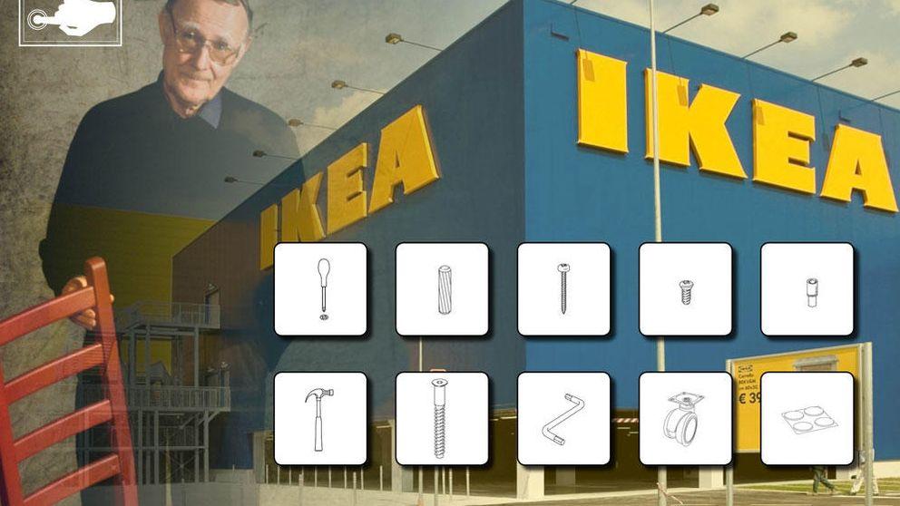 Manual para 'montar' a Ingvar Kamprad, el dueño de IKEA, en diez pasos