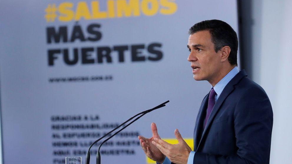 Sánchez deja que las comunidades asuman el desgaste por la pandemia