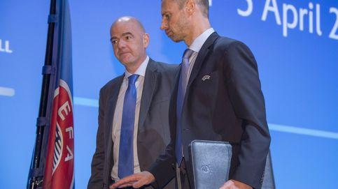 El juez pide a Suiza que notifique a la FIFA y la UEFA su orden de blindar la Superliga