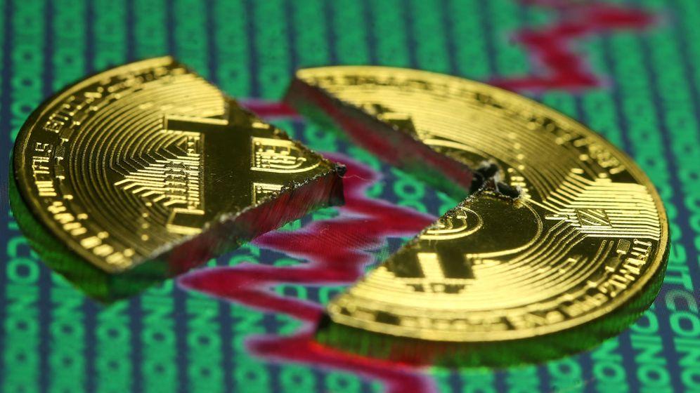 Foto: El bitcoin se desploma otro 20% (Reuters)