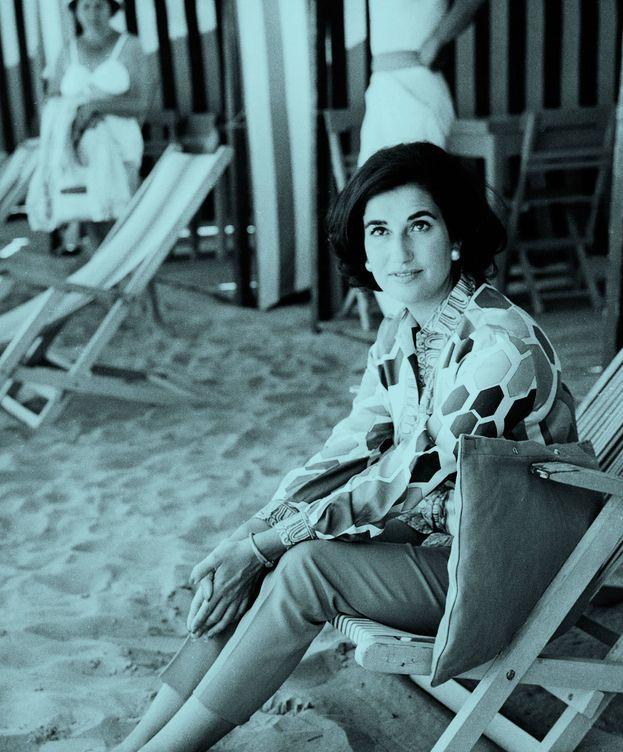 Foto: Carmen Franco, una enamorada de Marbella.