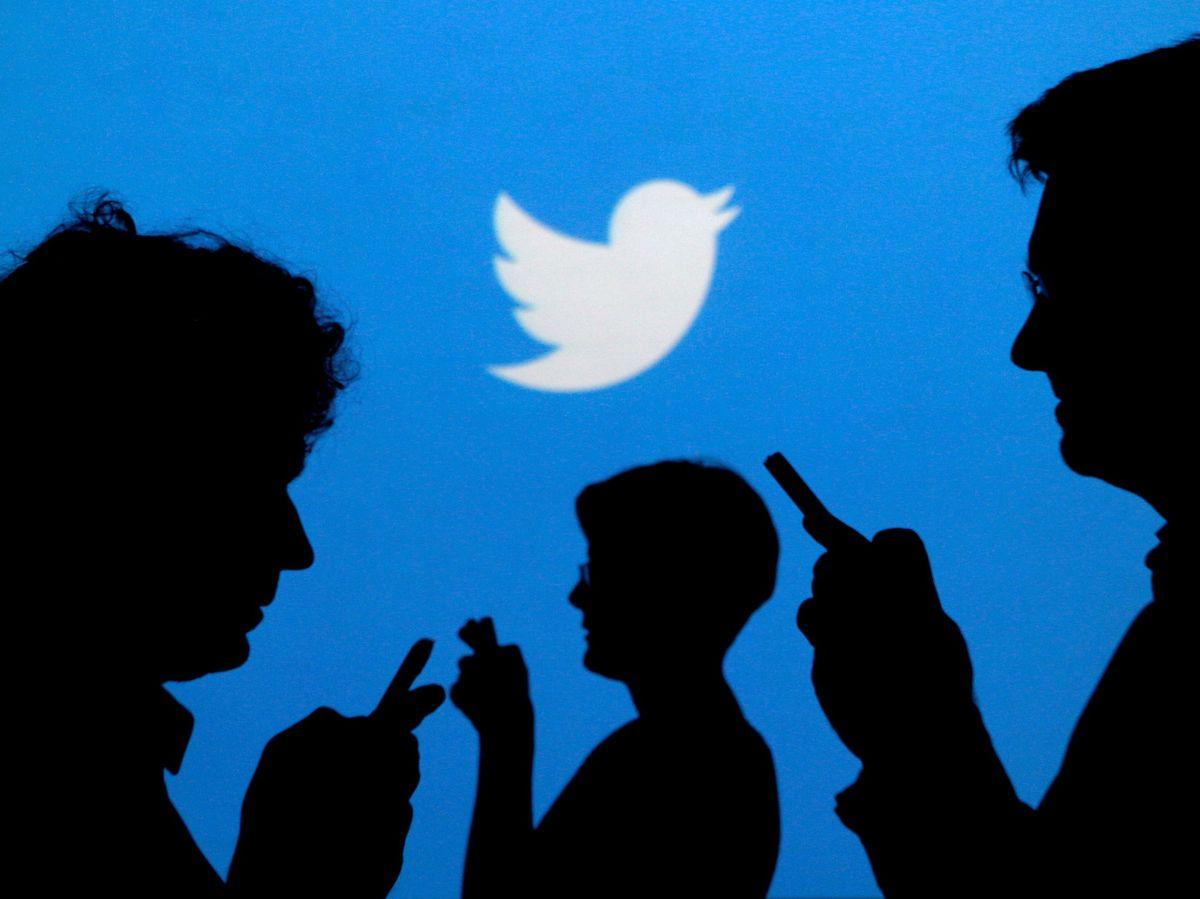 Foto: Logo de Twitter. (Reuters)