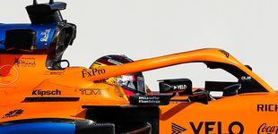 Post de Carlos Sainz tiene que disculparse con sus mecánicos, pero devuelve el favor en la pista