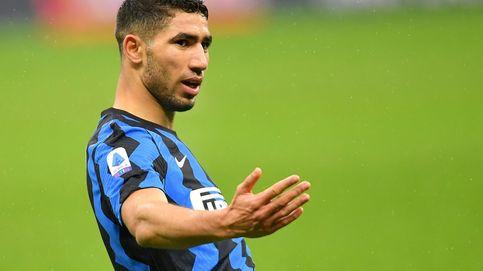 Sorpresa en el Bernabéu: el Inter aún no ha pagado ni el primer plazo de Achraf