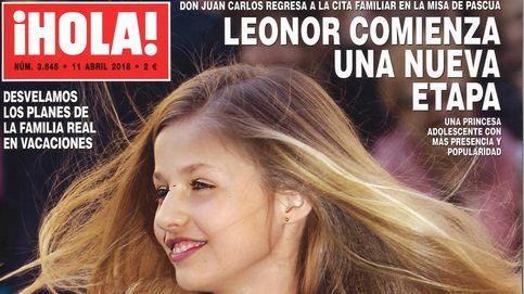El futuro de la princesa Leonor y la preocupación de Terelu por su hija