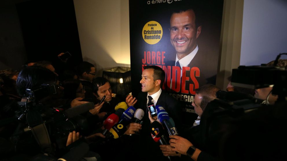 El 'caso De Gea' rompe la amistad de Florentino Pérez con Jorge Mendes