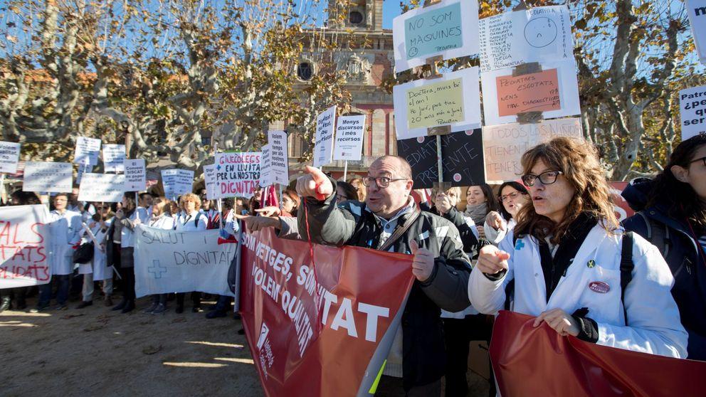 Fracasan las negociaciones: funcionarios de Cataluña irán a huelga el 12-D