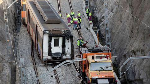 9 personas, 3 graves, siguen hospitalizadas tras el accidente de tren en Barcelona